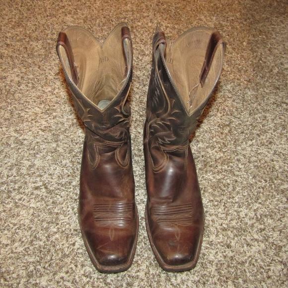 f151736a109 Ariat Legend Phoenix Western Boot-Men's 11.5 US!!!
